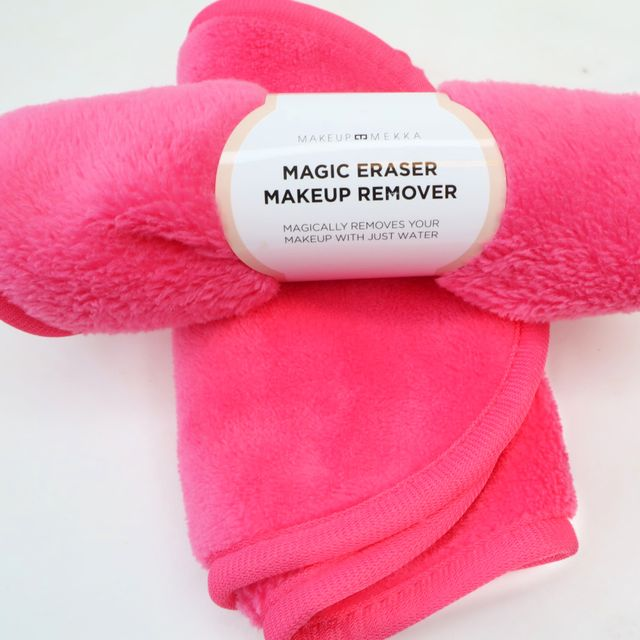 Magic Eraser Makeup Remover - Pink